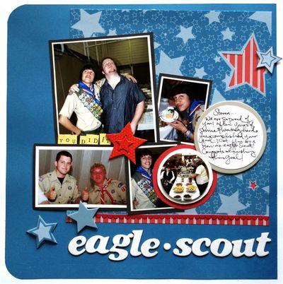 Eagle scout heidi sonboul