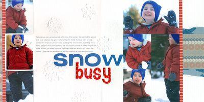 Snowbusy