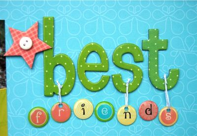 Best Friends Layout 2