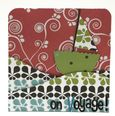 """Bon Voyage"" Card using Row, Row, Row Your Boat Collection from Piggy Tales"